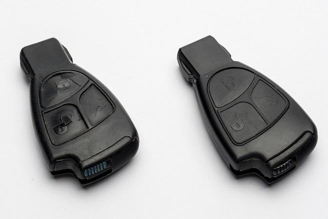 Reparatie - Autosleutels - Mercedes - Carkeys